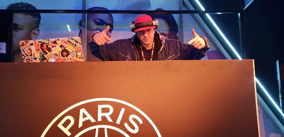 DJ B-SO - parc des princes - janv 2019
